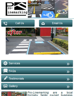 Pro-LineMarking Need New Lines Mobile App