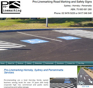 Pro-linemarking Hornsby
